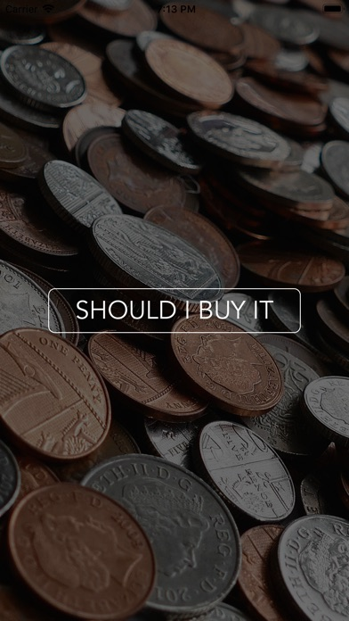 Screenshot for SHOULD I BUY IT APP in United States App Store