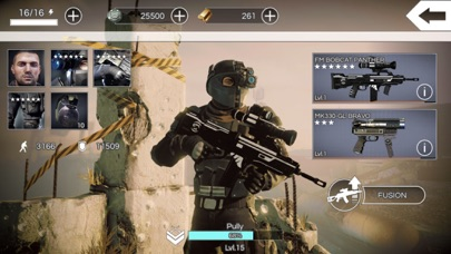 Screenshot for Afterpulse - Elite Army in Mexico App Store