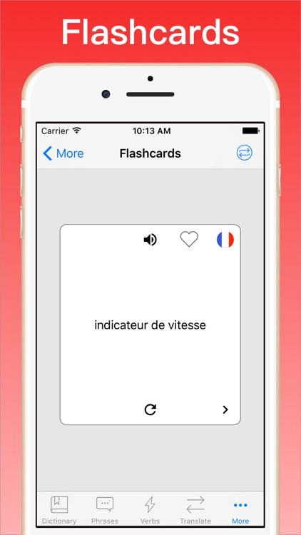 French Translator Dictionary + screenshot-6