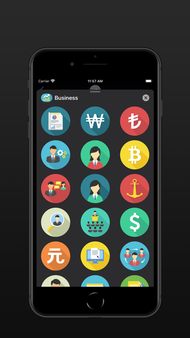 Business collection screenshot three
