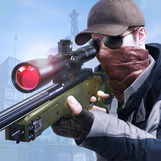Sniper Fire: Shooting Gun Game