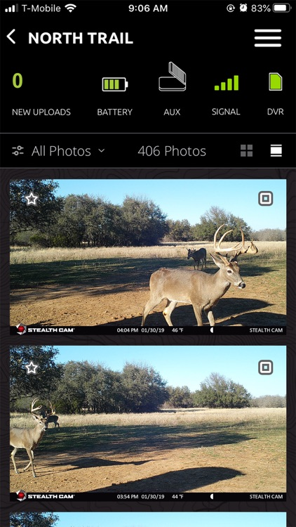 Stealth Cam COMMAND screenshot-3