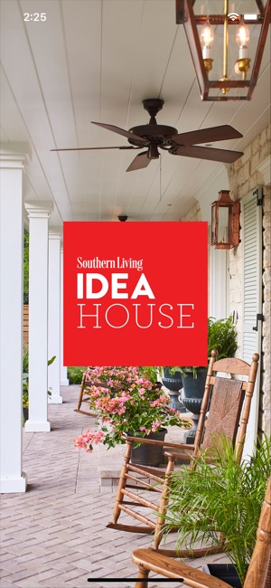 Southern Living Idea House on the App Store