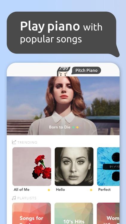 Pitch Piano screenshot-0