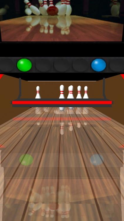 Ultimate 3d Bowling Game screenshot-3
