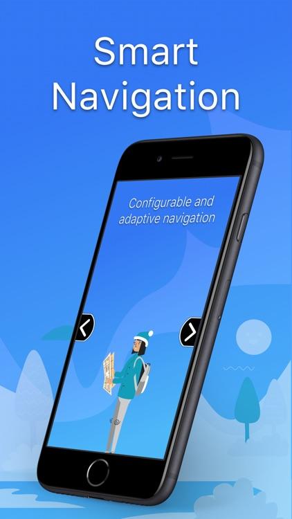 WebFrame Kiosk screenshot-6