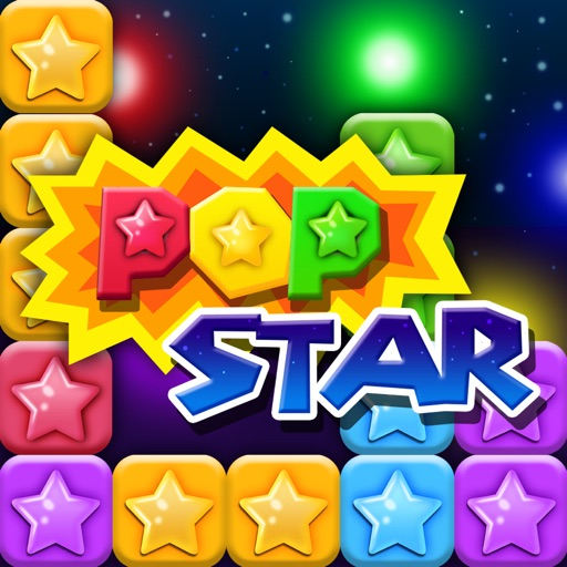 PopStar-Star Blast Puzzle Game