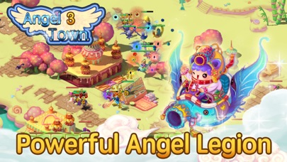 Angel Town 3- new idle game