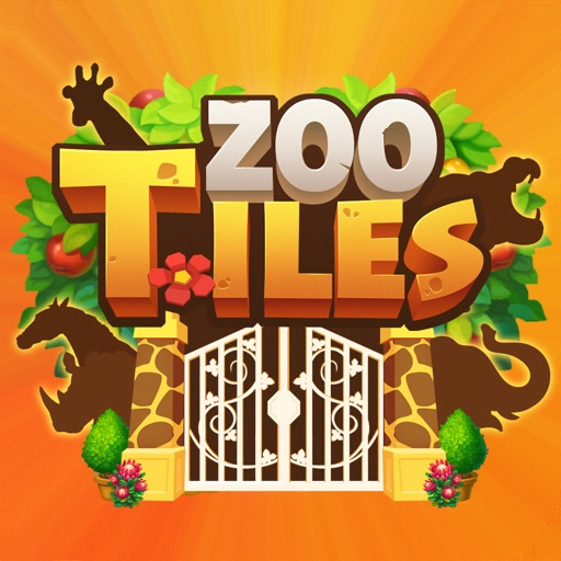 Zoo Tiles: Animal Park Planner