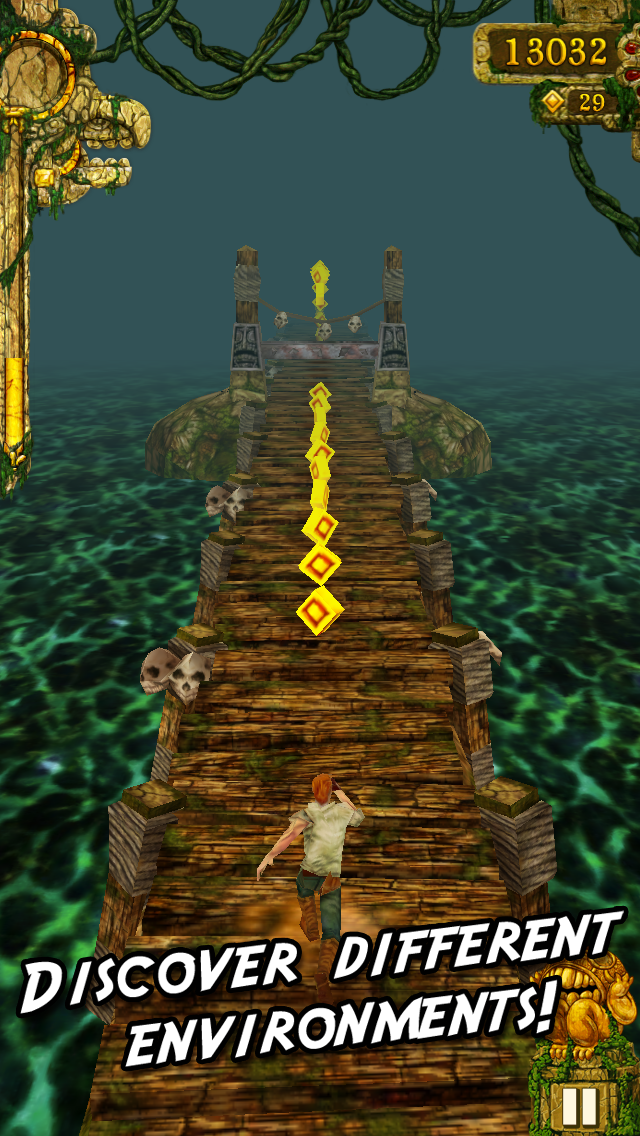 Temple Run: Classic ScreenShot3
