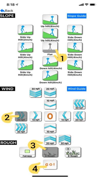 BigDataGolf59:Golf strategyのおすすめ画像2