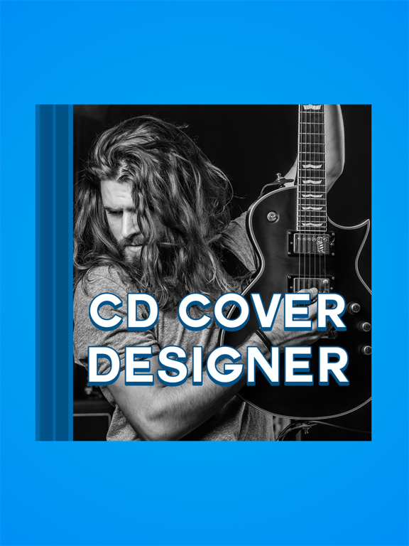 CD Cover Designer Pro screenshot one