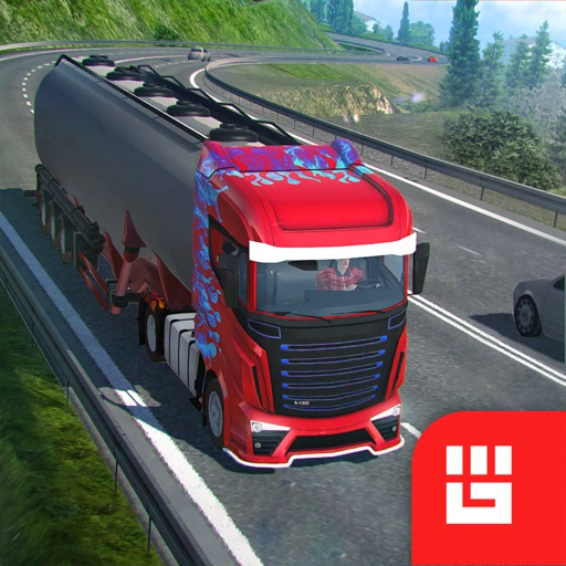 Truck Simulator PRO Europe icon