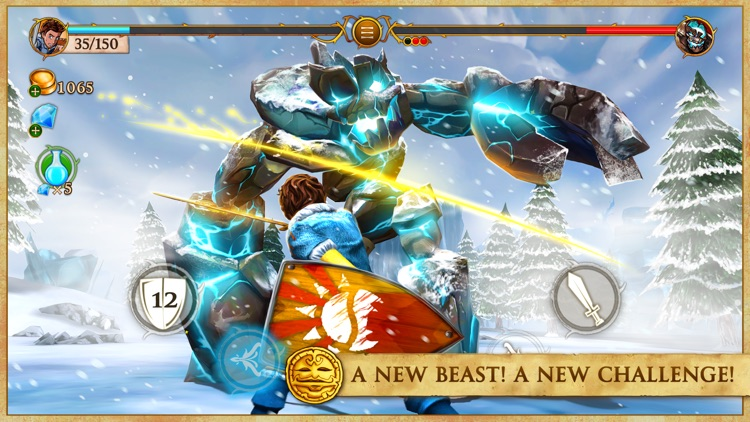 Beast Quest! screenshot-4