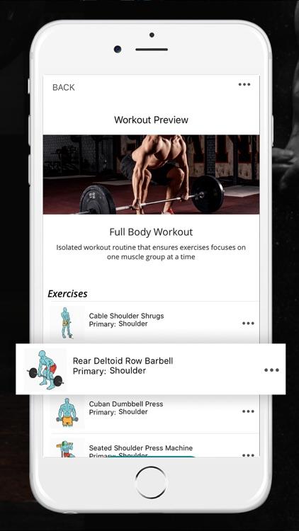 Bulk: Workouts & Meal Plans screenshot-5