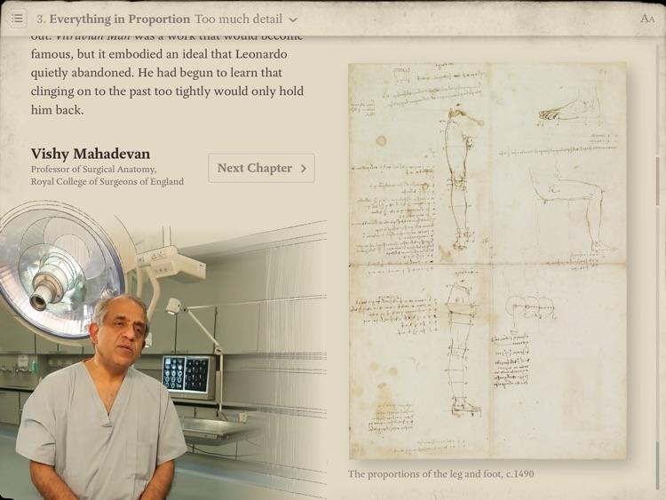 Leonardo da Vinci: Anatomy screenshot-4