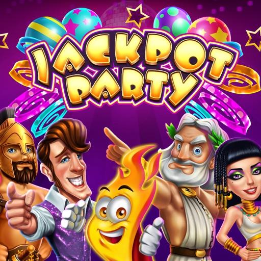 Jackpot Party - Casino Slots iOS Hack Android Mod