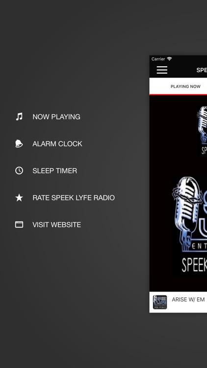 SPEEK LYFE Radio