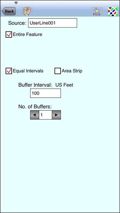Buffer & Stakeout