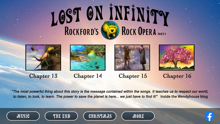 Lost on Infinity – Audiobook 4