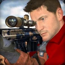 Activities of Sniper Man - The War Superhero