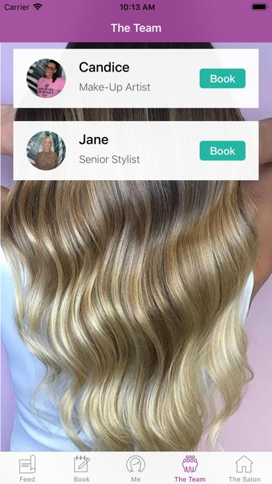 Jungle Hair Room screenshot two