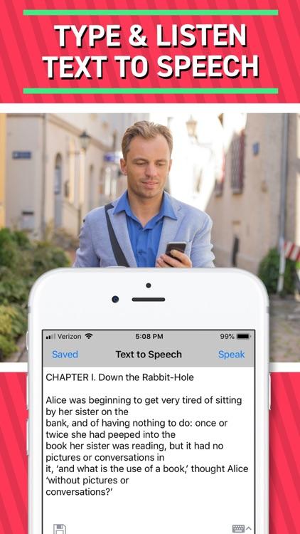 Text to Speech - screenshot-3