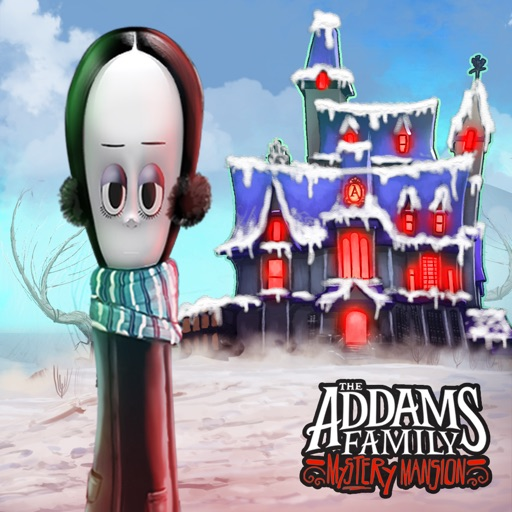 Addams Family: Mystery Mansion