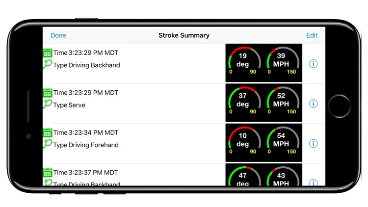 Tennis Fit : Track Score Swing screenshot-3