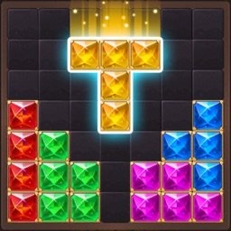 Puzzle Game : Block Jewels