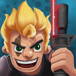 Metal Shooter: Run And Fight