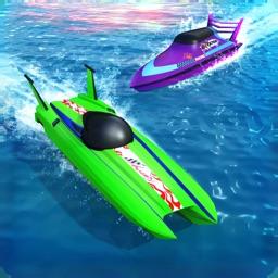 Speed Boat Extreme Turbo Race