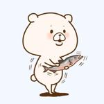 Friend is a bear