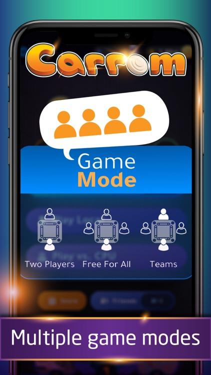 Carrom | كيرم Online pool game