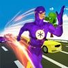 スーパーヒーローVS刑事ギャング - iPhoneアプリ