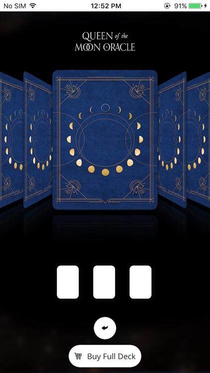 Rockpool Oracle Reading Cards screenshot-3