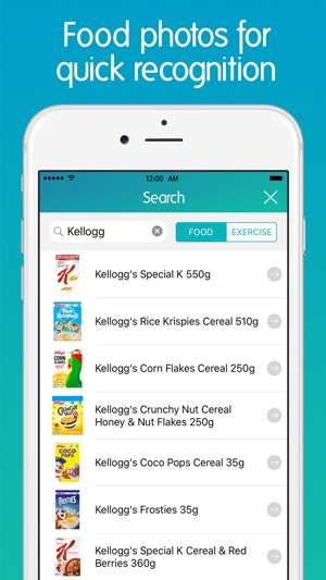 Calorie Counter + on the App Store
