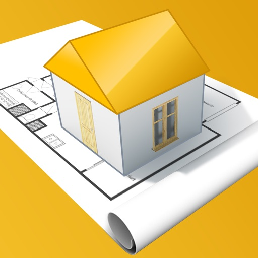 Home Design 3D GOLD icon