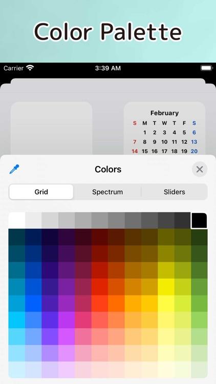 Widgets SD - Photo & Calendar screenshot-8