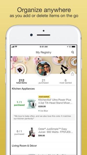 Target Registry On The App Store
