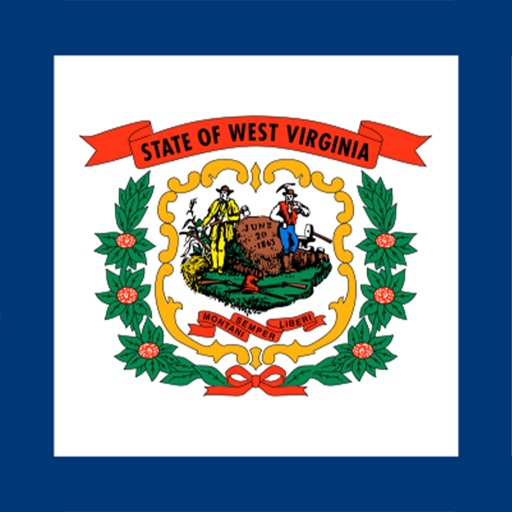 West Virginia state USA emoji