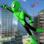 stickman Spider corde Hero sim