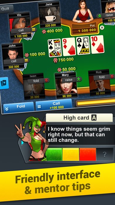 Poker Arena: Texas Holdem Game Screenshot
