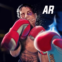 Glowing Gloves: AR Boxing Game