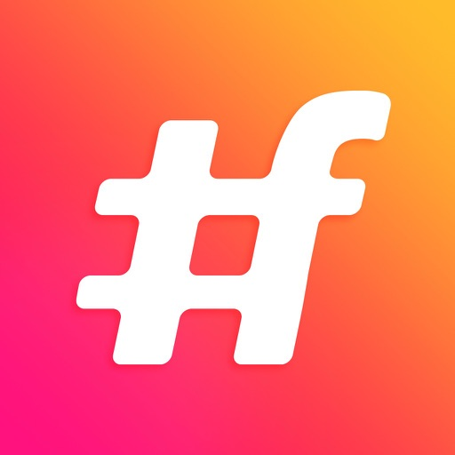 Fitness Hashtags App