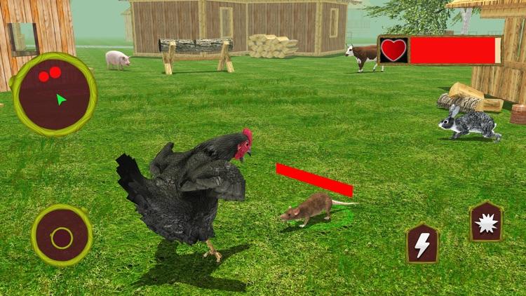 New Hen Simulator Chicken Farm screenshot-3