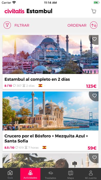 Guía de Estambul Civitatis.comCaptura de pantalla de3