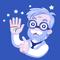App Icon for Astrologi & Palmistri App in Indonesia App Store