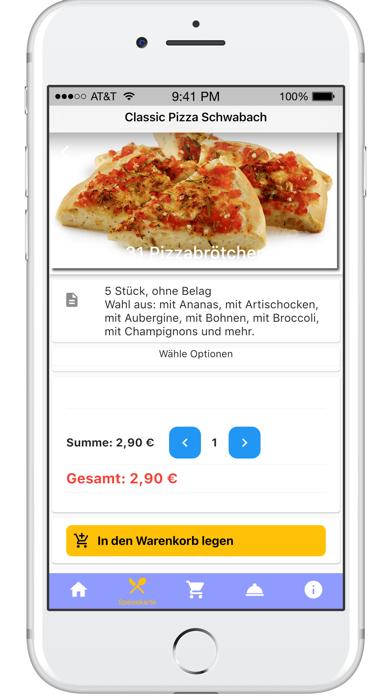 Classic Pizza SchwabachScreenshot von 4