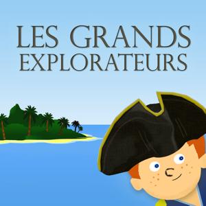 Les grands explorateurs - Education app